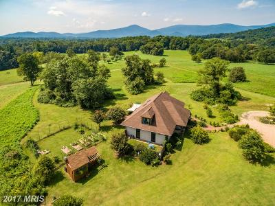 Rappahannock Single Family Home For Sale: 2065 North Poes Road