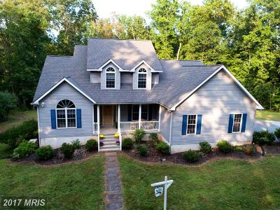 Rappahannock Single Family Home For Sale: 154 Seven Ponds Road
