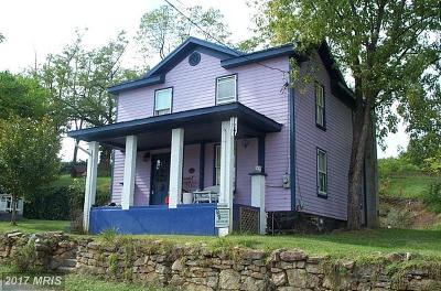 Rappahannock Single Family Home For Sale: 1019 Woodward Road