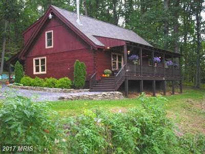 Rappahannock Single Family Home For Sale: 318 Bean Hollow Road
