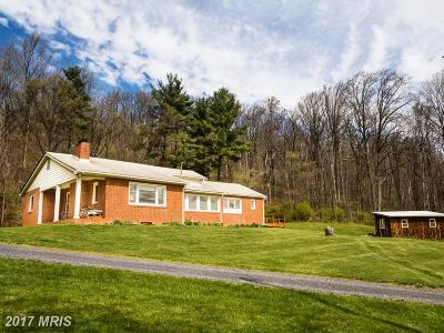 Rappahannock Single Family Home For Sale: 346 Riley Hollow Road