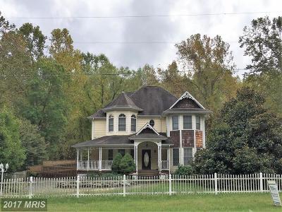 Rappahannock Single Family Home For Sale: 11758 Lee Highway