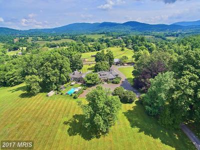 Rappahannock Farm For Sale: 1482 Zachary Taylor Highway