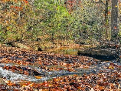 Rappahannock, Fauquier, Madison, Culpeper Residential Lots & Land For Sale: Turkey Ridge Road