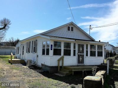 Rappahannock Single Family Home For Sale: 18 Water Street