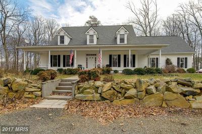 Rappahannock Single Family Home For Sale: 59 Cabin Lane