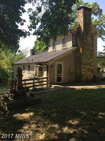 Rappahannock Single Family Home For Sale: 588 Zachary Taylor Highway