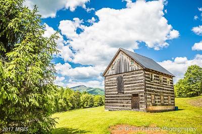 Rappahannock Single Family Home For Sale: Slate Mills Road