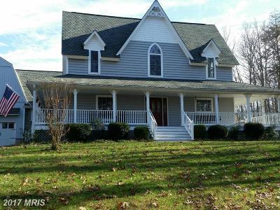Rappahannock Single Family Home For Sale: 794 Turkey Ridge Road