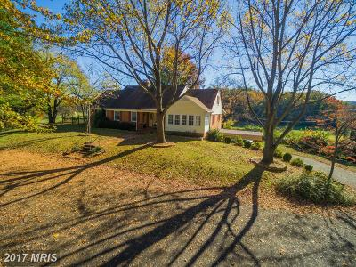 Rappahannock Single Family Home For Sale: 12362 Lee Highway