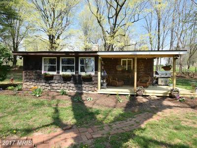 Rappahannock Single Family Home For Sale: 1462 Zachary Taylor Highway