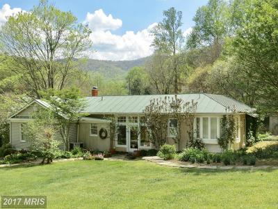Rappahannock Single Family Home For Sale: 37 Sycamore Ridge Road