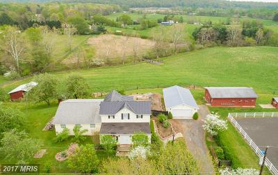 Rappahannock Single Family Home For Sale: 394 Hunters Road