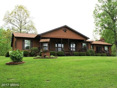 Rappahannock Single Family Home For Sale: 81 Headwaters Road