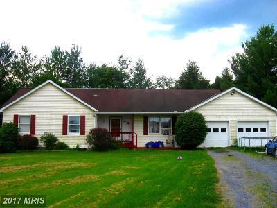 Single Family Home For Sale: 184 Massanutten Drive