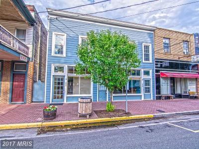Mount Jackson Single Family Home For Sale: 5950 Main Street