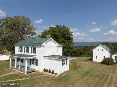 Shenandoah Single Family Home For Sale: 3345 Conicville Road