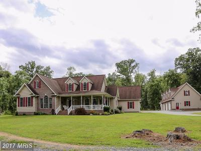 Single Family Home For Sale: 490 Sandy Hook Road