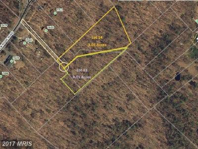Shenandoah Residential Lots & Land For Sale: Supinlick Ridge Road