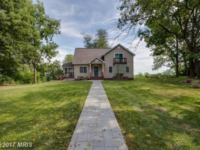 Shenandoah Single Family Home For Sale: 1527 Quicksburg Road