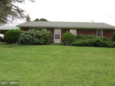 Mount Jackson Single Family Home For Sale: 240 Hopewell Avenue