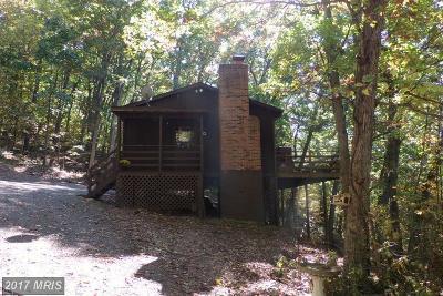 Mount Jackson Single Family Home For Sale: 158 Cabin Lane