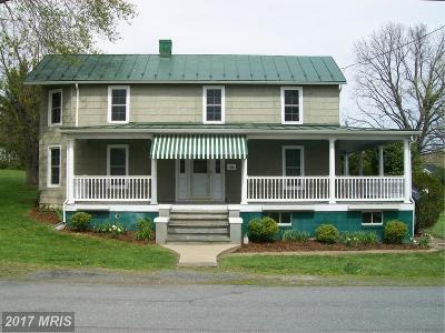 Shenandoah Rental For Rent: 628 Branch Street