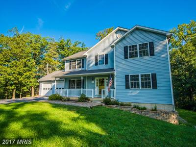 Toms Brook Single Family Home For Sale: 455 Roberts Road