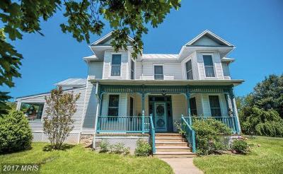 Edinburg Single Family Home For Sale: 287 Old Bethel Road
