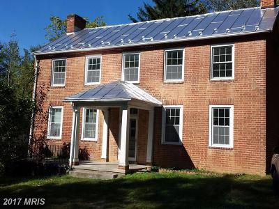 Shenandoah Single Family Home For Sale: 710 Cedar Creek Road