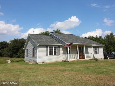 Single Family Home For Sale: 4732 Swover Creek Road