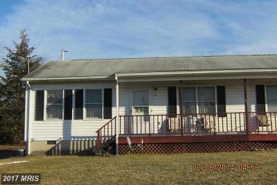 Maurertown Duplex For Sale: 94 Hillside Drive