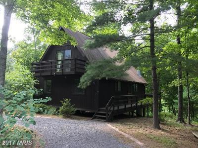 Mount Jackson Single Family Home For Sale: 487 Timber Ridge Lane
