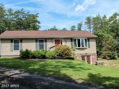Single Family Home For Sale: 5377 Fort Valley Road