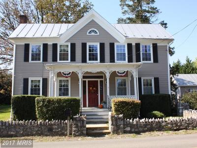 Single Family Home For Sale: 12335 Back Road