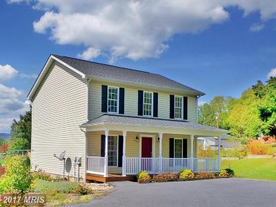 Shenandoah Single Family Home For Sale: 1053 East Washington Street