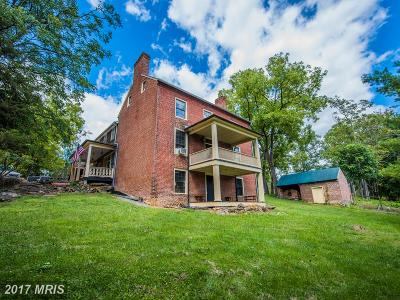 Clarke, Harrisonburg City, Page, Rockingham, Shenandoah, Warren, Winchester City Single Family Home For Sale: 23123 Senedo Road