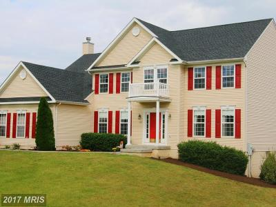 Strasburg Single Family Home For Sale: 115 Savannah Drive