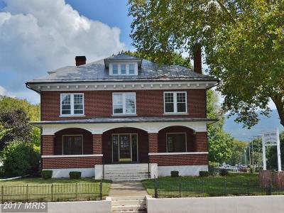 Single Family Home For Sale: 5998 Main Street