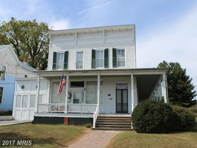 Mount Jackson Multi Family Home For Sale: 5923 Gospel Street