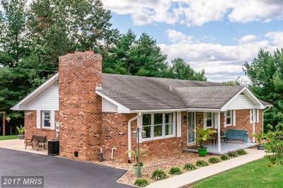 Single Family Home For Sale: 549 Arrowhead Lane