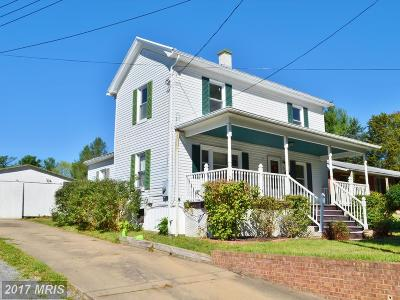 Single Family Home For Sale: 516 Washington Street