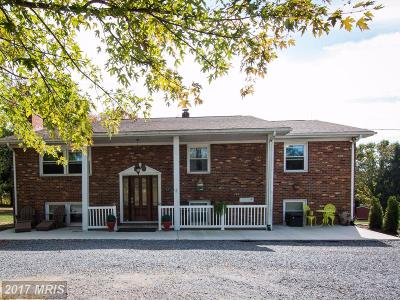 Single Family Home For Sale: 5014 Ox Road