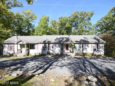 Single Family Home For Sale: 163 Walden Circle