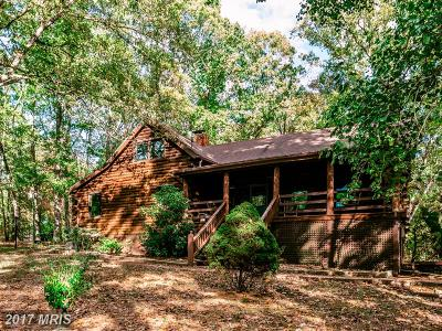 Single Family Home For Sale: 349 Forest Hill Lane