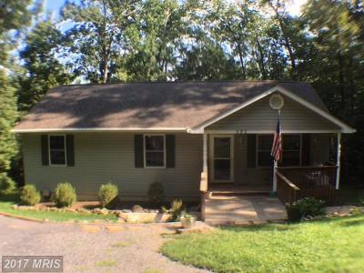 Mount Jackson Single Family Home For Sale: 492 Sycamore Road
