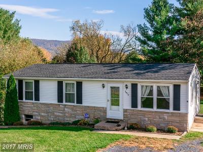Mount Jackson Single Family Home For Sale: 5872 Cardinal Street