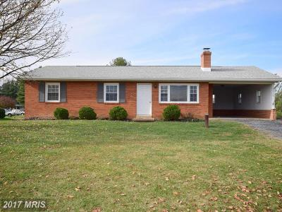 Shenandoah Single Family Home For Sale: 13719 Old Valley Pike
