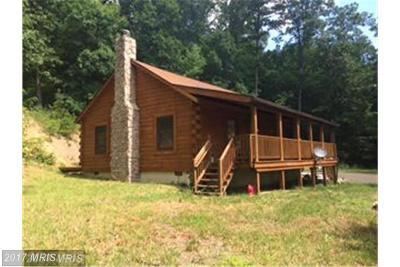 Shenandoah Rental For Rent: 158 Green Mountain Lane