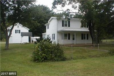 Shenandoah Rental For Rent: 4582 Fort Valley Road
